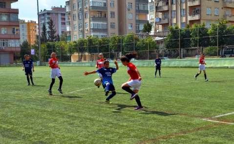 Okullar Arası Yıldızlar Futbol İl Birinciliği tamamlandı