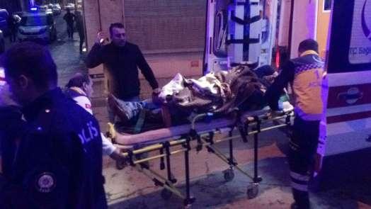 Elazığ'da iş yerine silahlı saldırı: 4 yaralı