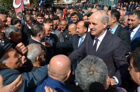AK Partili Kurtulmuş'tan 'beka ve ittifak' açıklaması