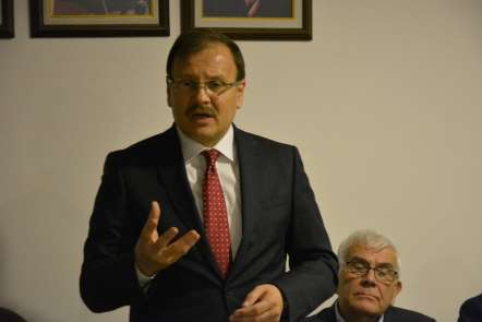 Çavuşoğlu: 'PYD ve YPG tarafından yapılacak her saldırıda Kılıçdaroğlu'nun da em