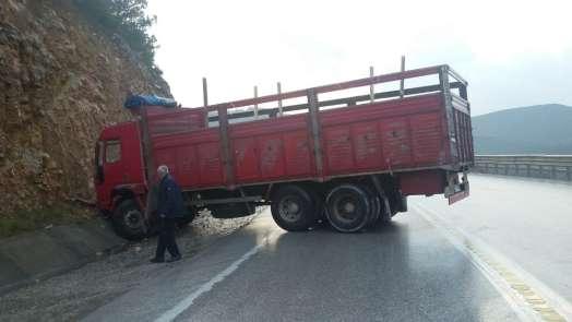 Bilecik'te trafik kazası, 5 kişi yaralandı