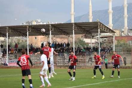 TFF 3. lig 1. grup Karaköprü Belediyespor : 3 Kozan Belediyespor: 1