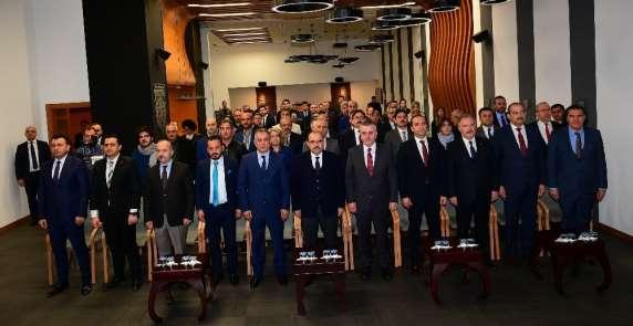Coğrafi işaret alan Sürmene bıçağı ve Hamsiköy sütlacının belgeleri verildi