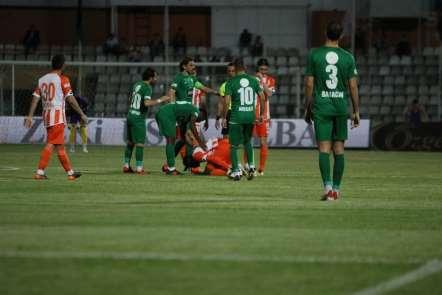 Spor Toto 1. Lig: Adanaspor: 3 - Abalı Denizlispor: 4