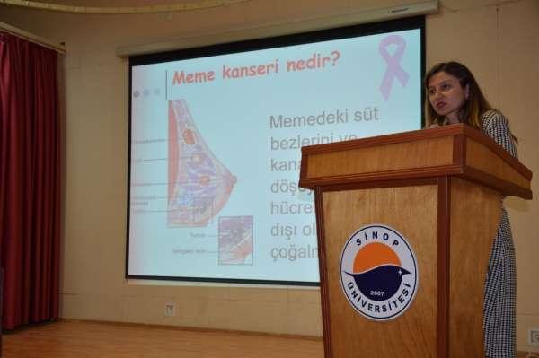 Her 8 kadından biri meme kanseri