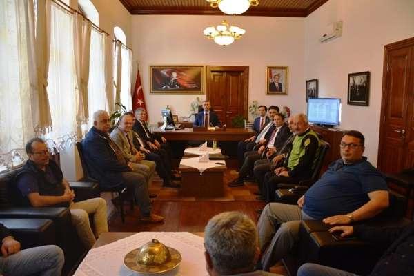 Edremit TDİOSB Projesi kuruluş protokolü imzalandı