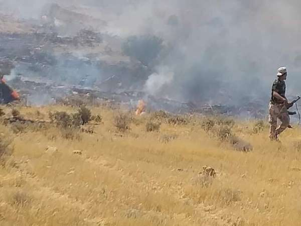 Hafterin ordusu, Trablusta GNA uçağı düşürdü