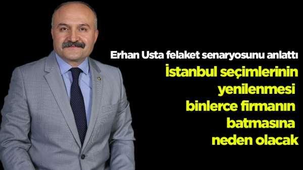Samsun Milletvekili Erhan Ustadan felaket senaryosu