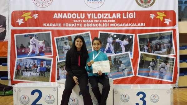 Zişan Gürsoy Türkiye Şampiyonu