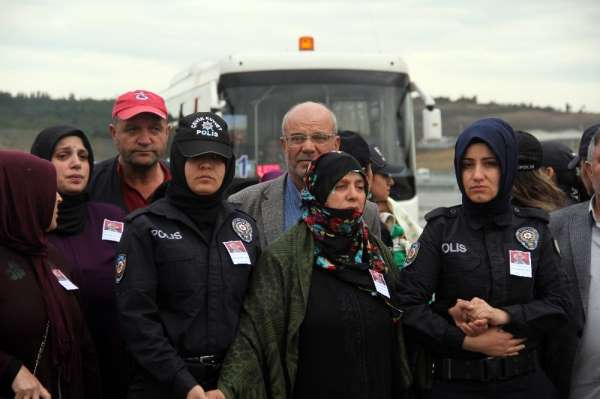 Şehit Muammer Ateş'in cenazesi memleketine uğurlandı