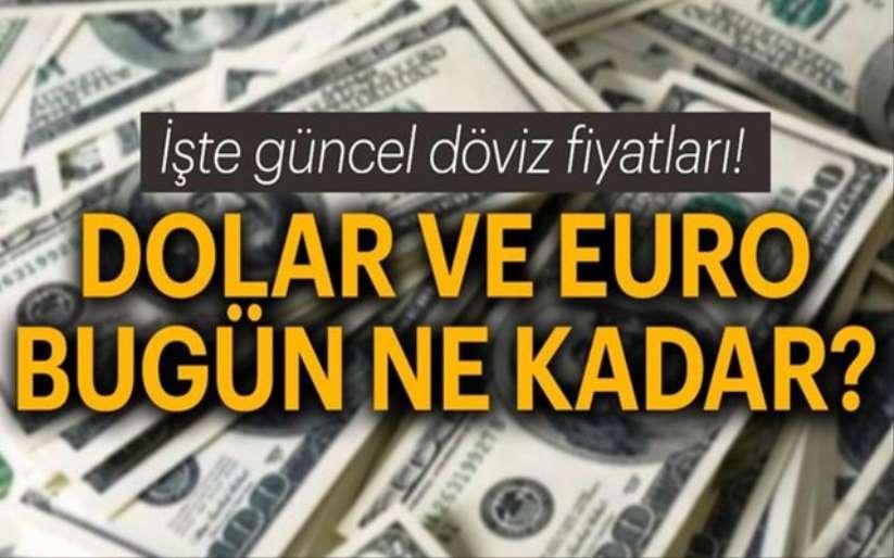 7 Ağustos dolar ve euro ne kadar oldu?