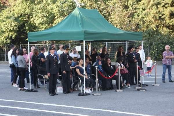 Şehit Jandarma Uzman Çavuş Ali Cenk Yenier'in cenazesi memleketine gönderildi