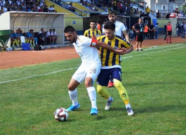 TFF 3. Lig: Fatsa Belediyespor: 0 - Derince Belediyespor: 1