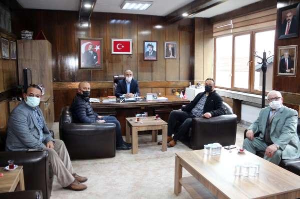 Aktif Gençlik ve Spor Kulübü Yönetimi, GMİSi ziyaret etti