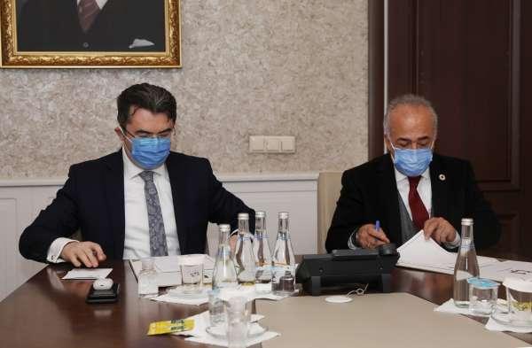 Atatürk Üniversitesi, Afet Farkındalık Eğitimi için protokol imzaladı