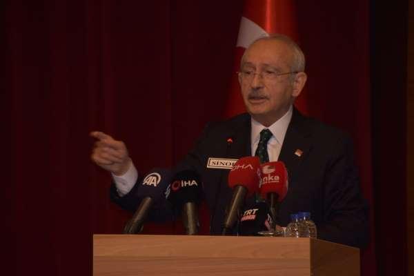 CHP Genel Başkanı Kılıçdaroğlu: HDP ayrı parti, biz ayrı partiyiz