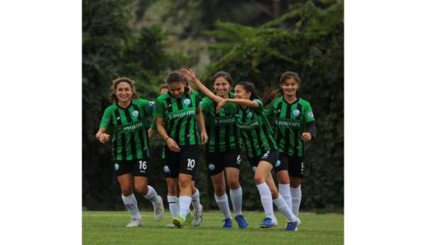 Horozkentspor Kadın Futbol Takımının rakibi Rusya U19 Milli Takımı