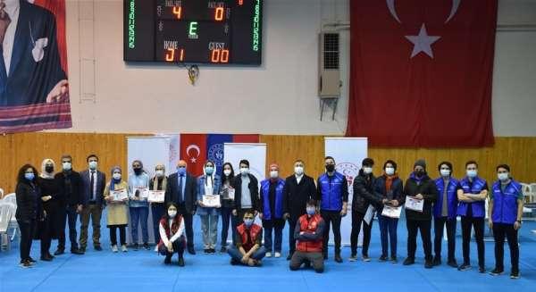 Ispartada bilgi yarışması düzenlendi