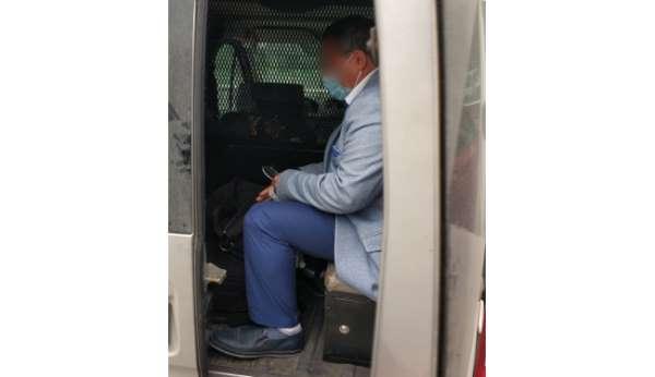 Samsunda FETÖden 7.5 yıl hapis cezası bulunan emlakçı tutuklandı