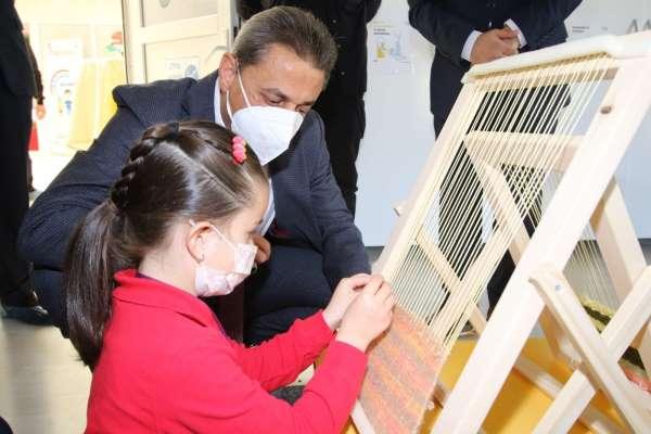 Sinopta minikler için tasarım beceri atolyeleri açıldı