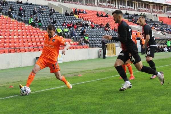 Süper Lig: Gaziantep FK: 1 - Medipol Başakşehir: 0