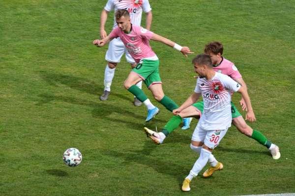 TFF 3. Lig: Isparta 32 Spor: 1 - Cizrespor: 2