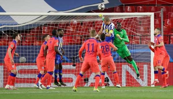 UEFA Şampiyonlar Ligi: Porto: 0 - Chelsea: 2