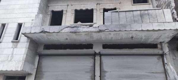 Esad rejiminden Halepe saldırı: 2 ölü
