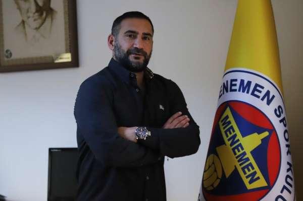 Menemensporda Teknik Direktör Ümit Karan korona virüse yakalandı