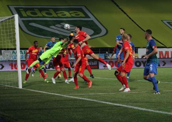 Süper Lig: Çaykur Rizespor: 0 - Yeni Malatyaspor: 4