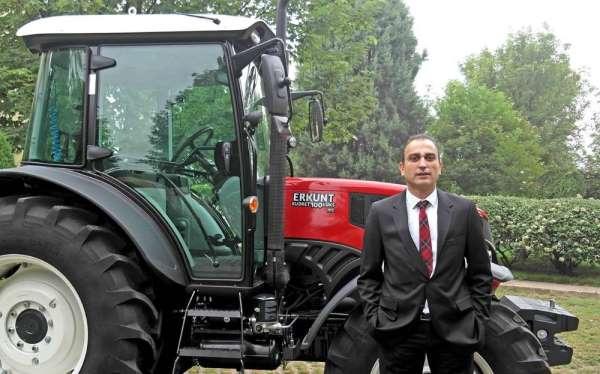 Bahçe traktörleri çiftçinin yeni gözdesi olacak