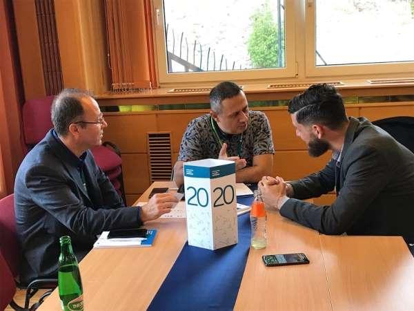 BUTECH Yazılım Kümesi'nden Macaristan çıkarması