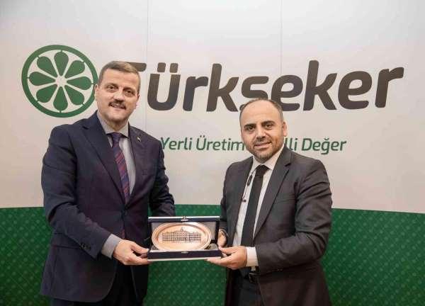 Gazi Üniversitesi ile Türkşekerden bilimsel ve eğitim alanında iş birliği