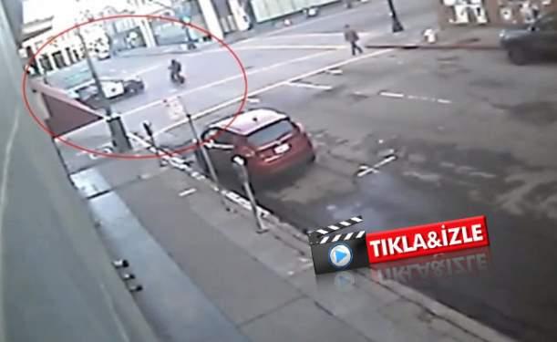 Polis Motosiklete Çarptı, Tazminat Ödedi