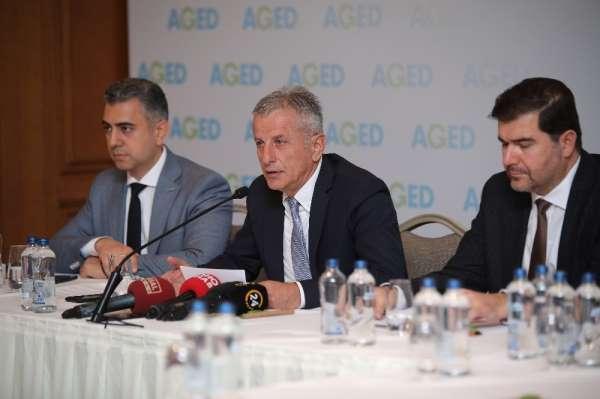 AGED Başkanı Saral: 'Mamul ihracatımız, 2023'te 2,3 milyon tona ulaşacaktır'