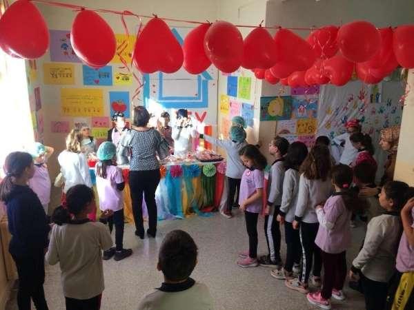 Ayancık'ta lösemi hastalarına destek için etkinlik