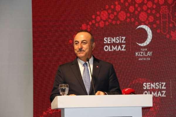 Bakan Çavuşoğlu: 'Terör devleti kurmak isteyenlerin oyununu başlarına devirdik'