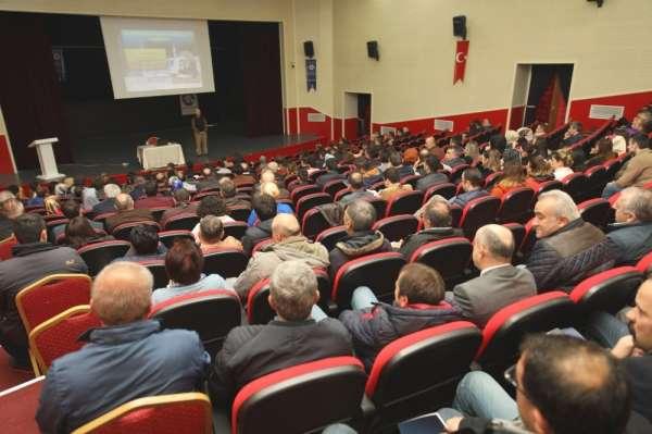 Belediye personellerine seminer