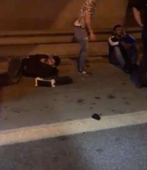 İzmir'de zincirleme kaza: 1 ölü, 1'i ağır 6 yaralı