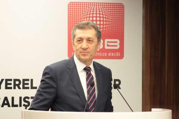 Milli Eğitim Bakanı Selçuk, Aksaray'da otizmli çocuklara yönelik gerçekleştirile