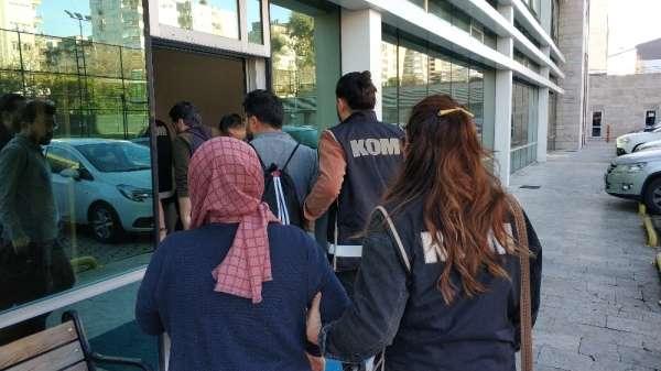 Samsun'da FETÖ'den 5 kişiye adli kontrol