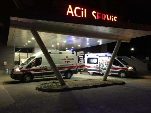 Tekirdağ'da pompalı tüfekle saldırı: 1 yaralı