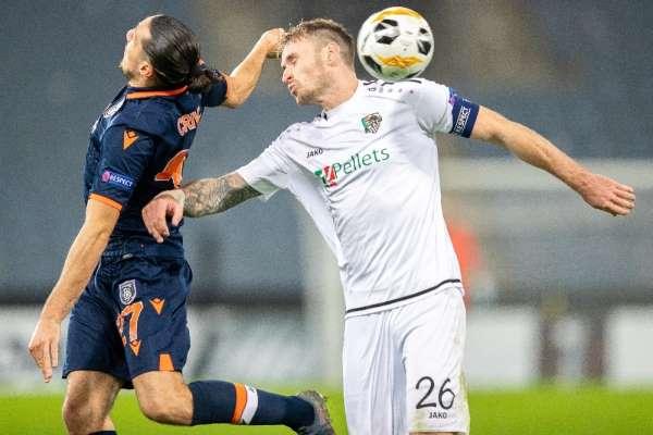 UEFA Avrupa Ligi: Wolfsberger: 0 - Medipol Başakşehir: 3 (Maç sonucu)