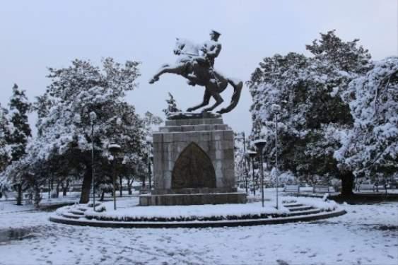 8 Ocak Salı Samsun Hava Durumu