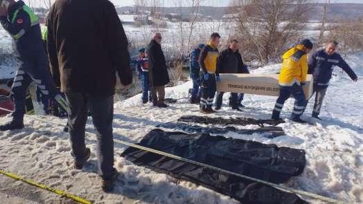 Tekirdağ'daki feci kazada ölü sayısı 7'ye yükseldi