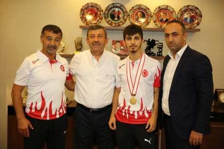 Darıca Belediyesi 2018'i madalyalarla doldurdu