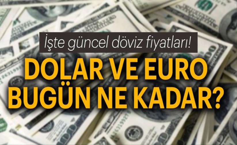 8AralıkPazar Samsun'da Dolar ve Euro ne kadar?