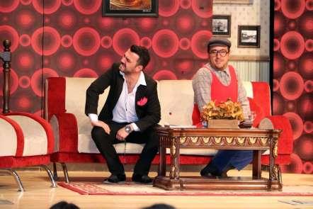 Yozgat'ta şehit yakınları için tiyatro oyunu sergilendi