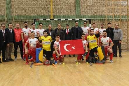 Gaziantep Polisgücü'nden Trophy'ye süper başlangıç
