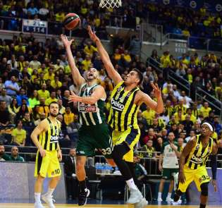 THY Euroleague: Fenerbahçe Beko: 85 - Panathinaikos: 66